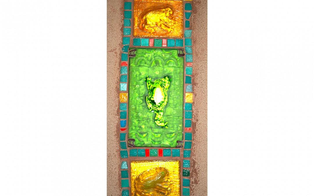 Frog Wall Tiles