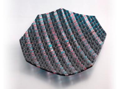 Glass Woven Plate